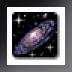 Galaxy 3D Space Tour screensaver