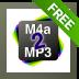 M4a to MP3 Converter Box