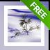 Free Merry Christmas Tree ScreenSaver
