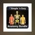 Anatomy Bundle by WAGmob