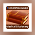 Medical Dictionary - A simpleNeasyApp by WAGmob