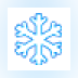 Animated SnowFlakes Screensaver