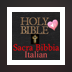 Holy Bible Audio Book in Italian and English
